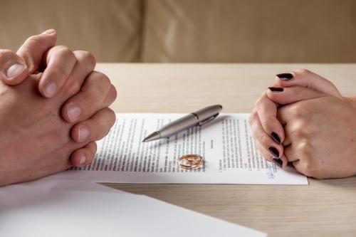 男性の離婚の進め方